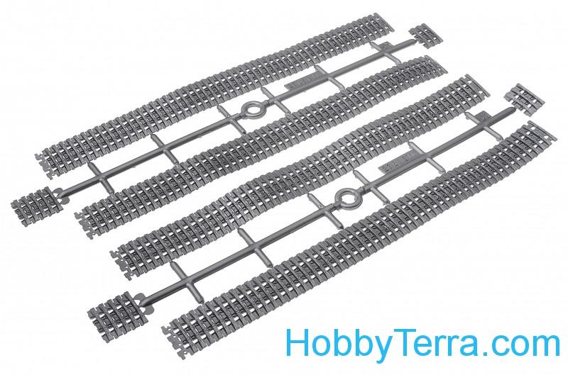 Elephant Sector35 3540 Assembled Metal Tracks for Ferdinand Tiger 1//35 kit