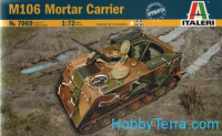 M 106 Mortar Carrier