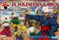 Turkish sailors, 16-17th century