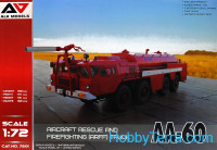 Aircraft rescue and fire fighting truck AA-60
