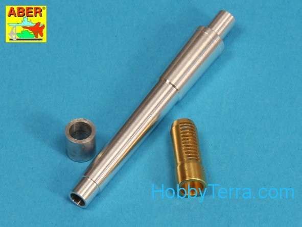 Soviet 152.4mm ML-20S barrel for SU-152, for Bronco/Trumpeter