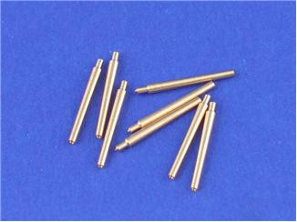 Set of 8 pcs 380 mm short barrels for ships Richelieu, Jean Bart