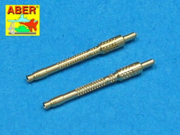 Aber  A48-005 Set of 2 barrels for German 13mm aircraft machine guns MG 131 (early type)