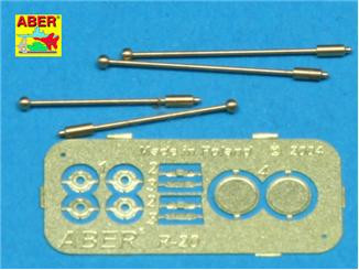Aber  R-20 German width indicator for Sd.Kfz.234 x 4 pcs