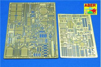 Photo-etched set 1/35 for Pz.Kpfw IV Ausf.G
