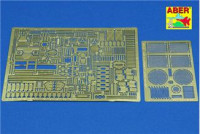 Photo-etched set 1/35 for Panther Ausf.D