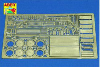 Photo-etched set 1/35 for IS-3 tank
