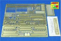 Photo-etched set for T-34/85, Tamiya