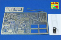 Photo-etched set 1/35 for Steyr 1500A