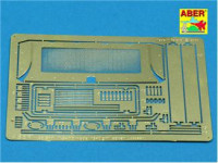 1/35 T-34/76 Mod.1940 grille cover
