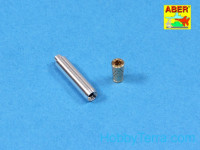 Barrel for Italian Semovente M40 DA 75/18, for Italeri kit