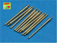 10 pcs. 356mm barrels for Navy King George V