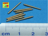 Set of 8 pcs 356mm (14in) L45 Vickers type 41 barrels for Kongo, Haruna, Hiei, Kirishim