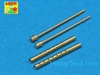 Set of 2 barrels for Japanese 7,7 mm Type 97 aircraft machine guns