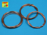 Wires set (diameter 0,8; 1,0; 1,2 mm , length 1m each)