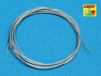 Stainless Steel Towing Cables d 0,6mm, 1 m long