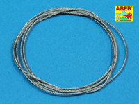 Stainless Steel Towing Cables d 0,9mm, 1 m long