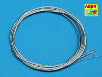 Stainless Steel Towing Cables d 1,0mm, 1 m long