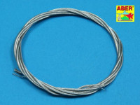 Stainless Steel Towing Cables d 1,3mm, 1 m long