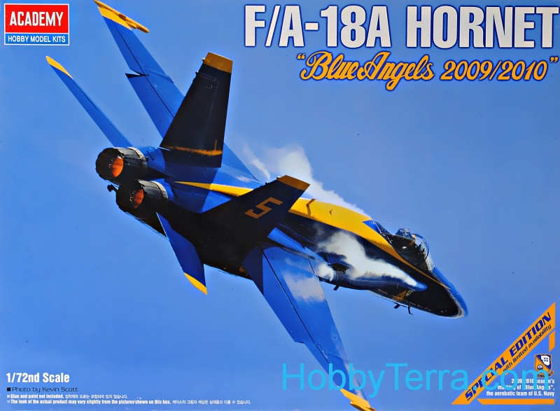 F/A-18C Hornet ''Blue Angels''
