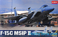 F-15C MSIP II fighter