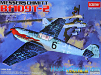 Messerschmitt BF-109T-2 fighter