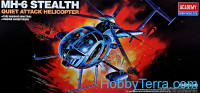 Helicopter MH-6 Stealth