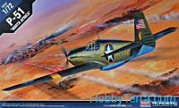 "P-51 Mustang ""North Africa"""