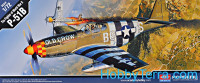 Fighter P-51B Mustang