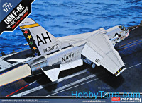 "F-8E VF-162 ""The Hunters"" fighter"