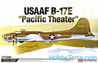 "B-17E USAAF ""Pacific Theater"" bomber"