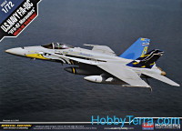 "F/A-18C USN ""VFA-82 Marauders"" fighter-bomber"