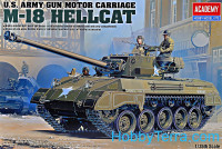 M-18 Hellcat US gun motor carriage