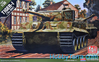 "Tiger I, ""Anniversary 1944"", mid version"