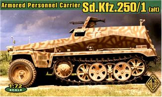Sd.Kfz.250/1 (alt) Armored personnel carrier