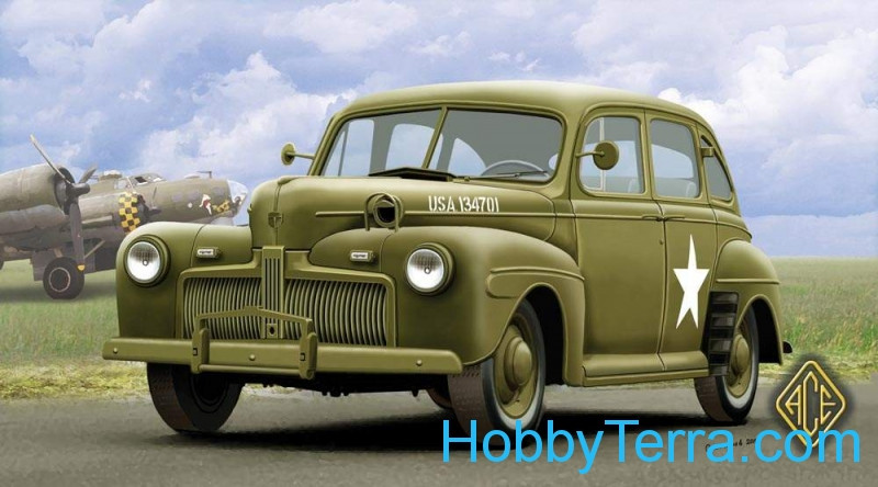 US Army Staff Car model 1942
