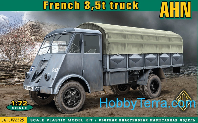 AHN French 3,5t truck