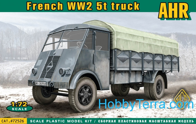 AHN French 5t truck