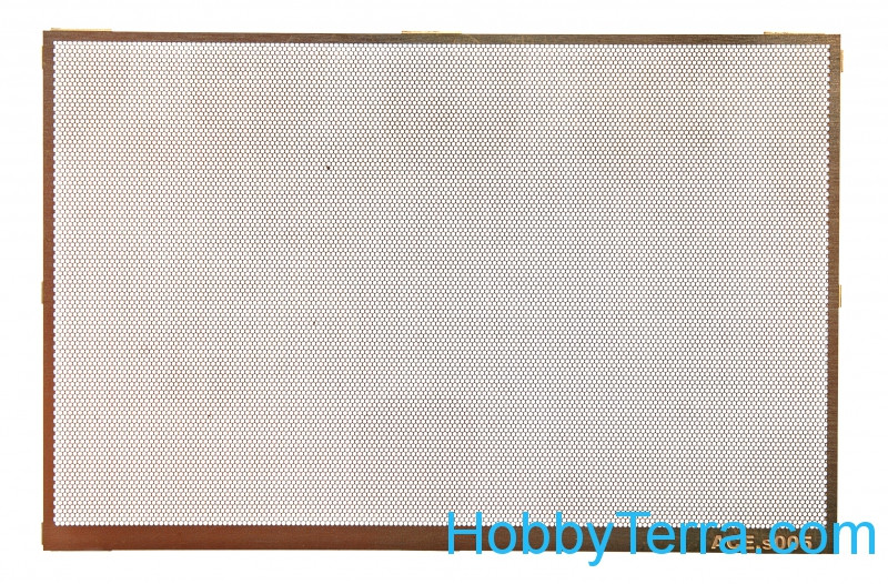 Honeycomb mesh - cell 0.3mm, 70*45mm