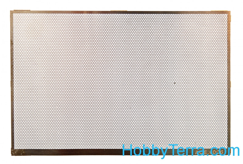 Honeycomb mesh  - cell 0.5mm, 70*45mm