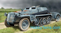 Sd.Kfz. 252 German armored munitions carrier