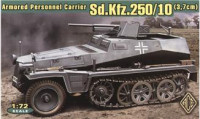 Sd.Kfz.250/10 3.7cm Armored personnel carrier