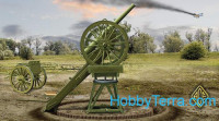 Russian 76.2mm AA gun model 1900/02