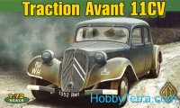 Traction Avant 11CV staff car