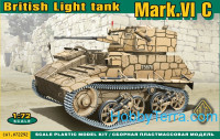 Mark.VI C British light tank
