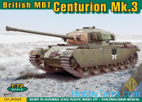 Centurion Mk.3 British main battle tank
