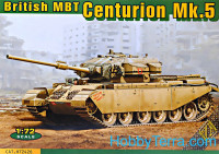 Centurion Mk.5 British main battle tank