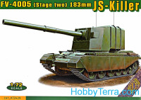 FV4005 (Stage two) 183 mm JS-Killer