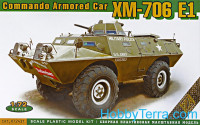 XM-706 E1 commando armored car