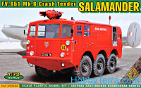 FV-651 Mk.6 Salamander crash tender